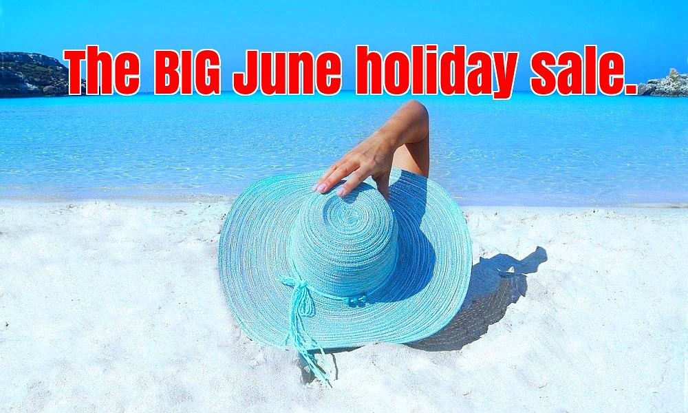 The Big June Holiday Sale by The Travel Expert