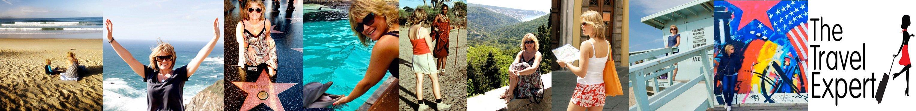 The Travel Expert - Sarah Slattery