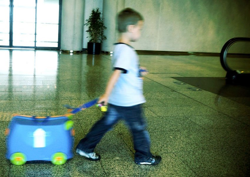 travelling with kids written by Sarah Slattery, Irelands number one Travel Expert