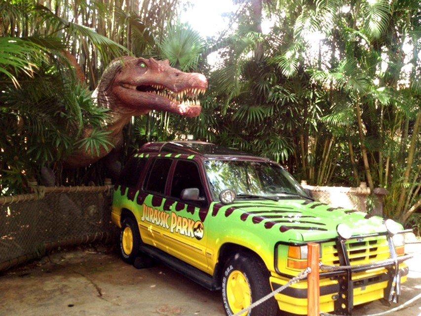 Jurassic Park Orlando Florida Sarah Slattery The Travel Expert.