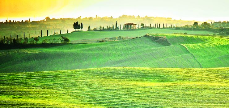 Sarah Slattery, The Travel Expert talks about Tuscany