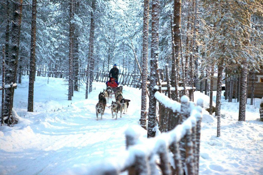 tips for travelling to lapland