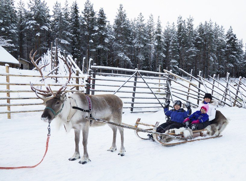 A trip to see Santa in Lapland by The Travel Expert