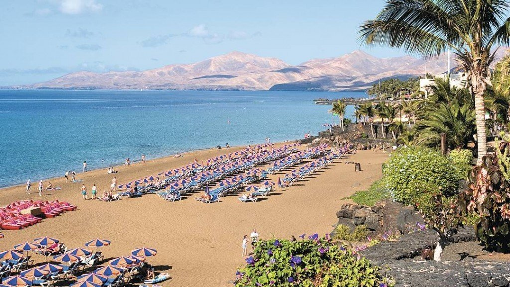 Sun Holidays from Shannon - Lanzarote