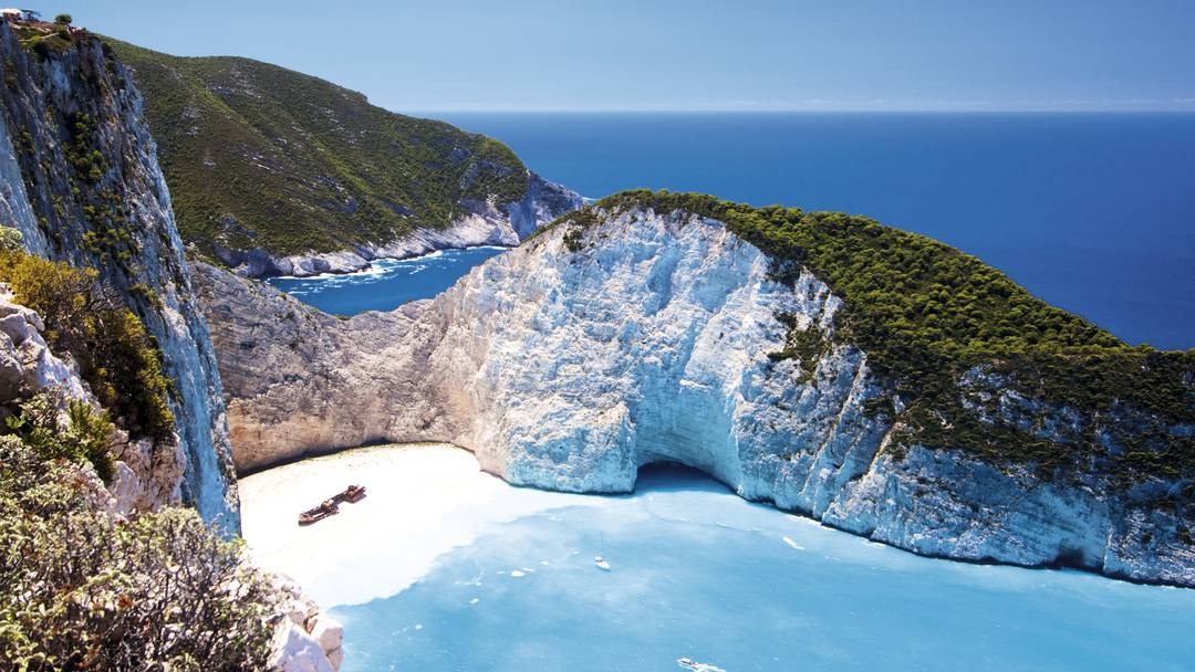 Sarah Slattery, The Travel Expert, Zakynthos, Zante