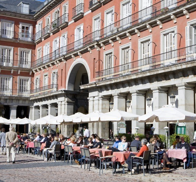 Plaza Mayor Madrid, Sarah Slattery, The Travel Expert