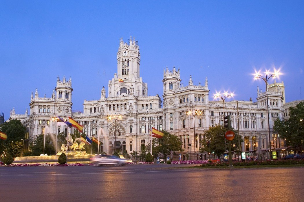 city break to madrid
