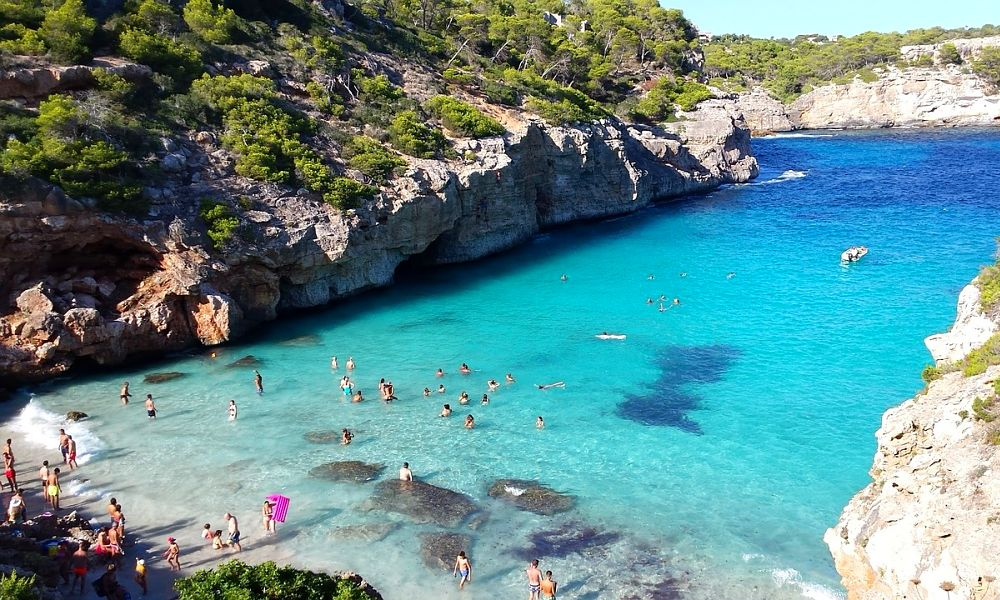 family holiday in Menorca