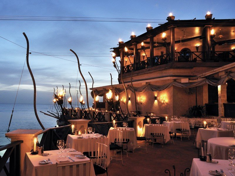 The Cliff Restaurant, Barbados, Sarah Slattery, The Travel Expert