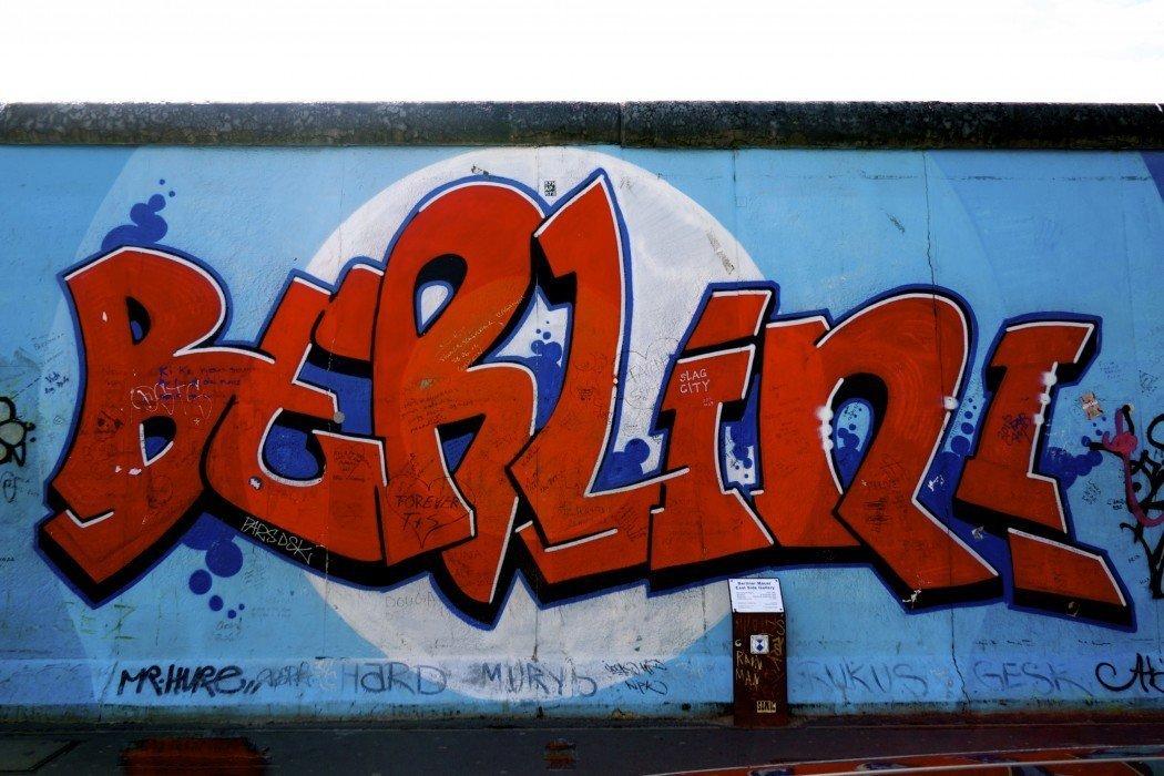 The Travel Expert, Sarah Slattery, Berlin Wall