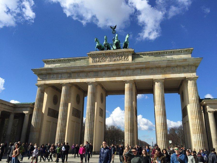 Berlin, The Brandenburg Gate, Sarah Slattery, The Travel Expert