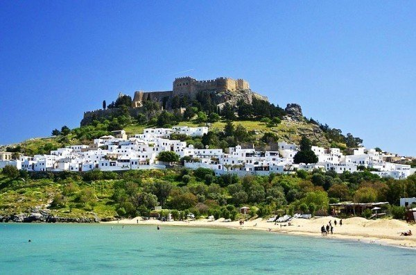 package holiday deal to Rhodes