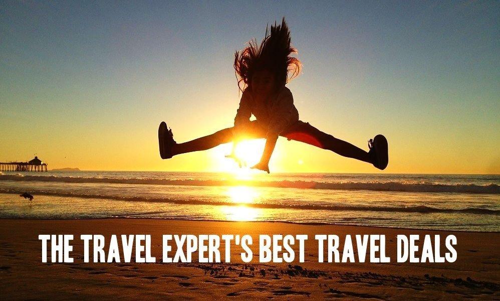 Sarah Slattery, The Travel Expert, Best Travel Deals