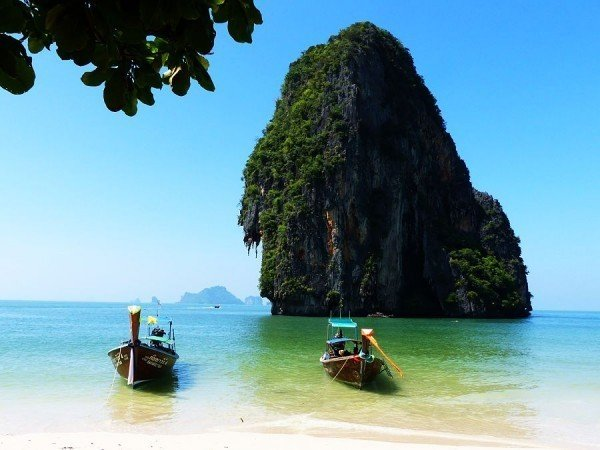 Thailand, one of the top ten holiday destinations for 2016 by The Travel Expert