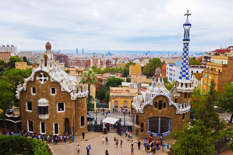 Sarah Slattery, The Travel Expert reviews Barcelona