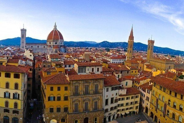 Florence one of my top ten romantic destinations by The Travel Expert