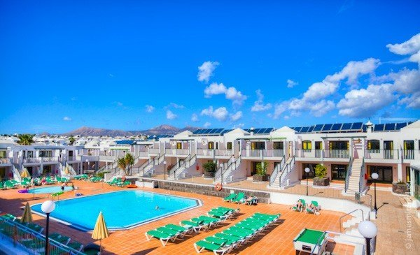 Bitacora Apartments, Lanzarote, by The Travel Expert