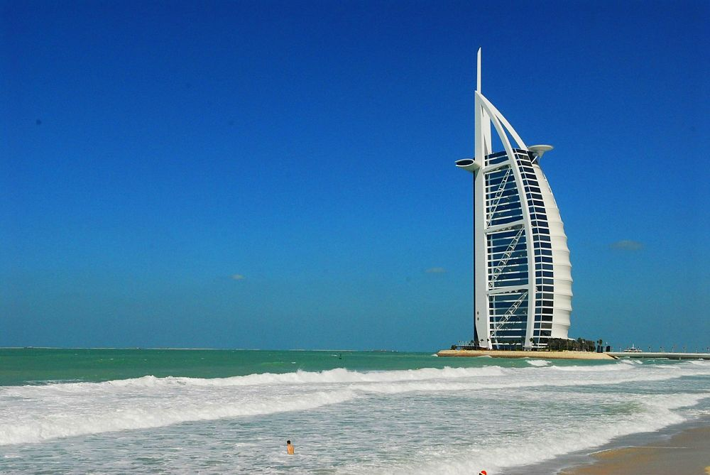 Dubai, one of the best places to holiday after Christmas by The Travel Expert