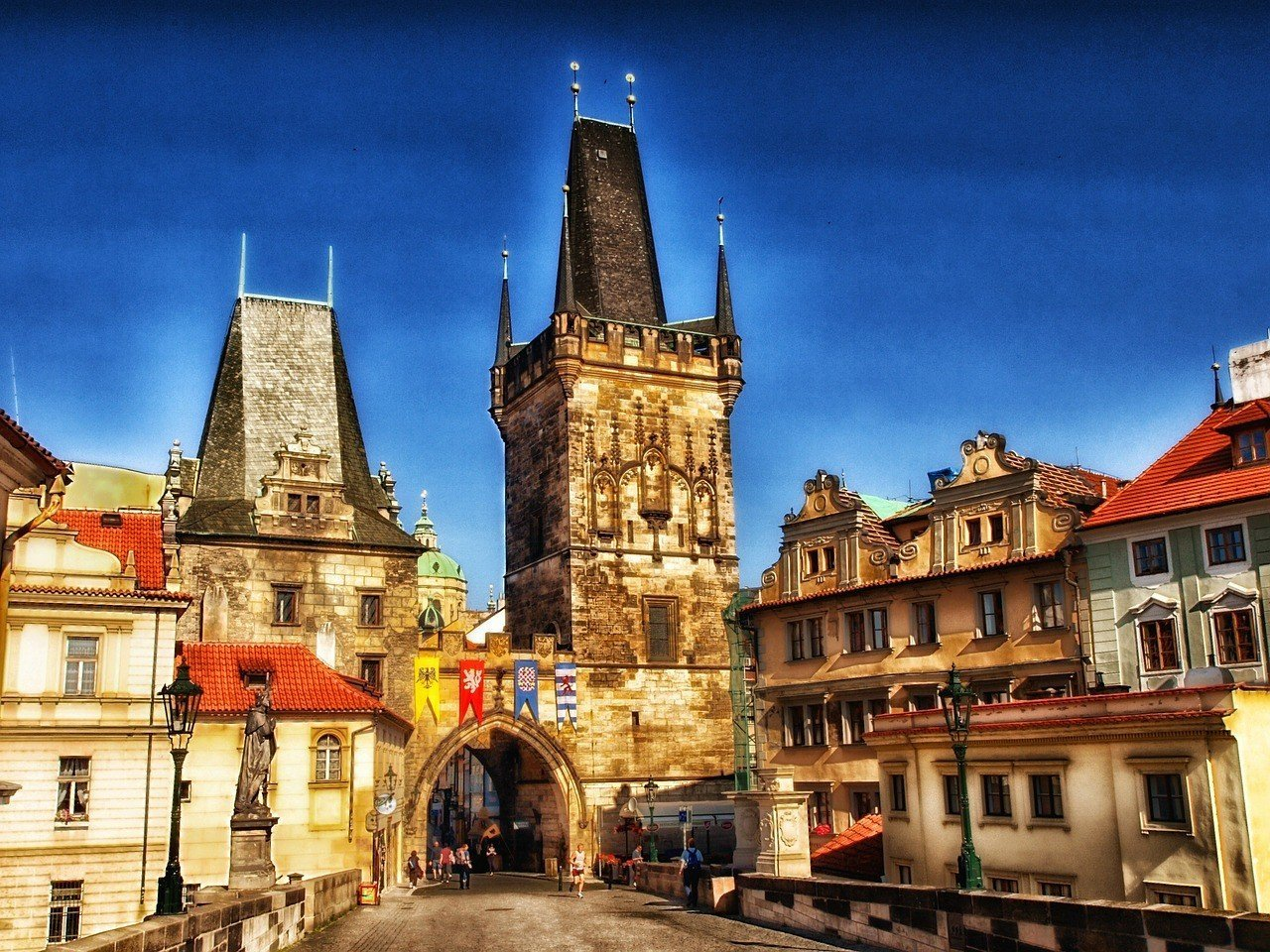 Sarah Slattery, The Travel Expert talks about Prague