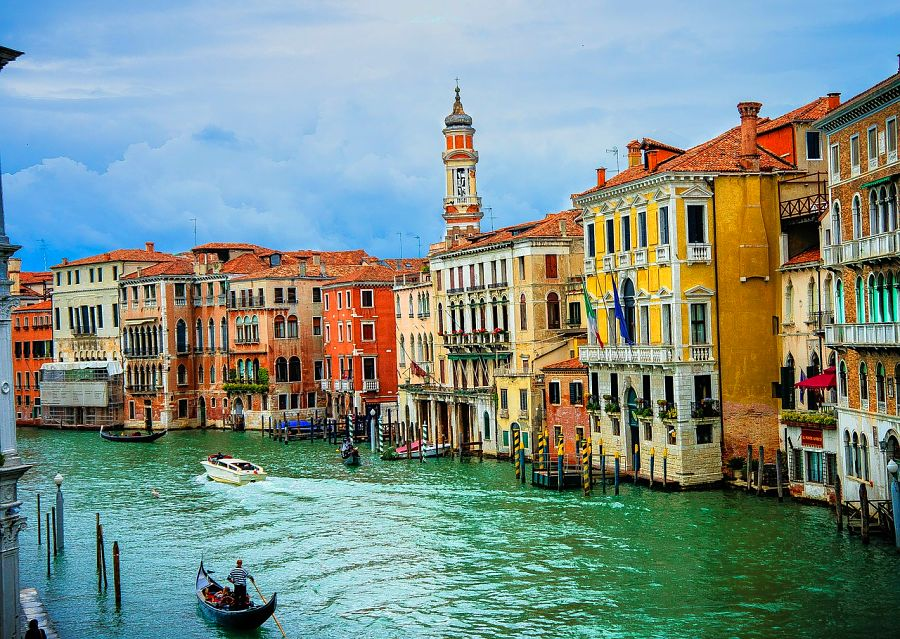 Venice one of my top ten romantic destinations by The Travel Expert