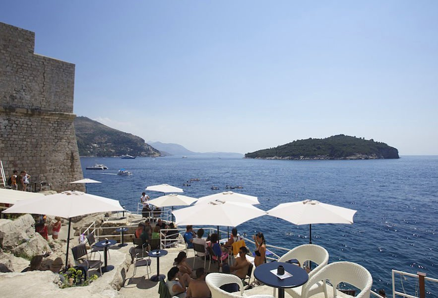 Cafe Bard, Dubrovnik