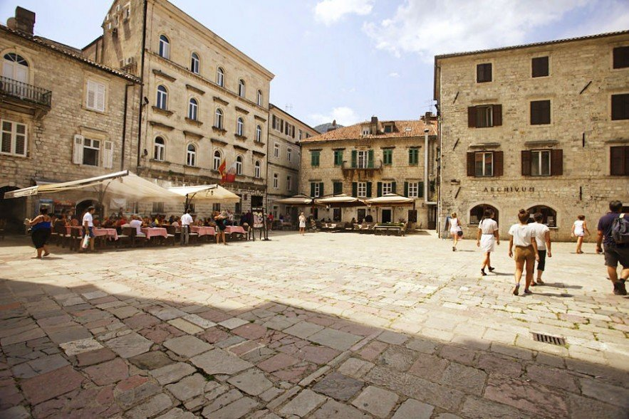 A trip to Kotor by The Travel Expert