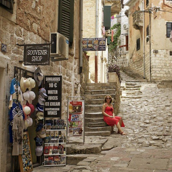 Kotor, Montenegro, by The Travel Expert