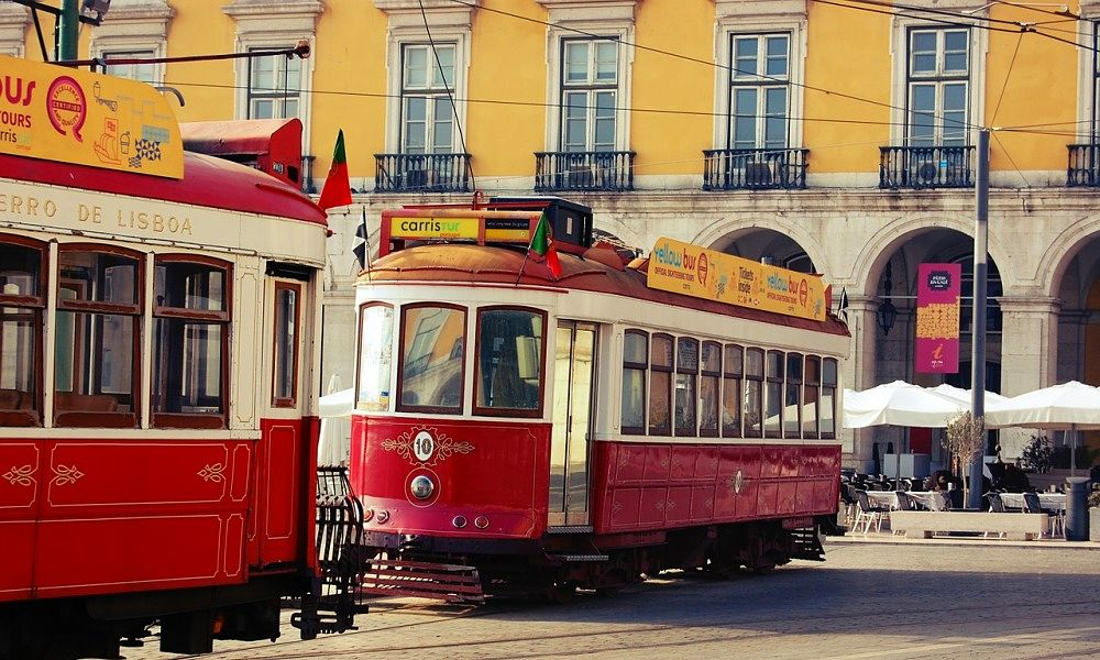 city breaks over Easter weekend - Lisbon