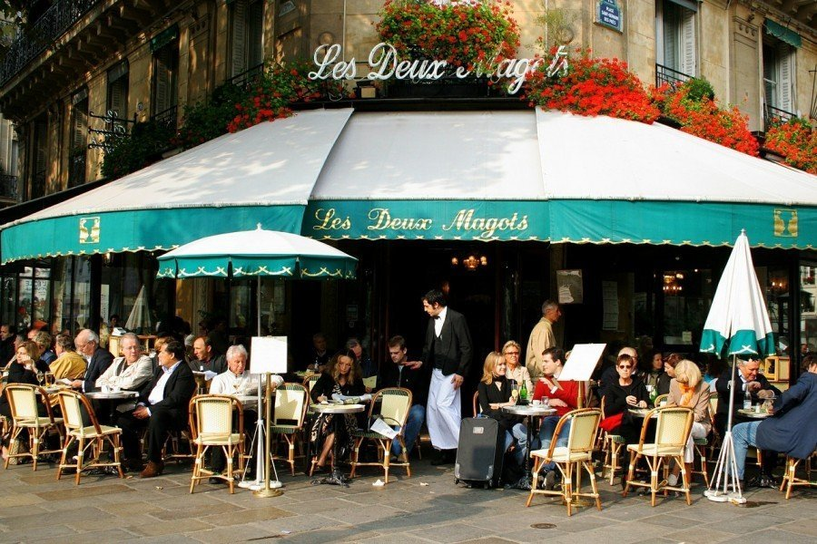 Paris, one of Europe's top food destinations by The Travel Expert