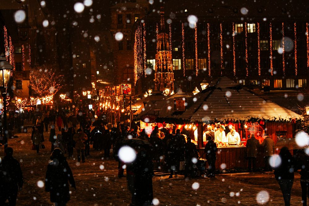 Krakow has one of Europes top Christmas markets