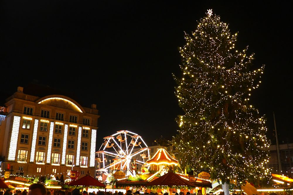 Top 5 cities for Christmas shopping