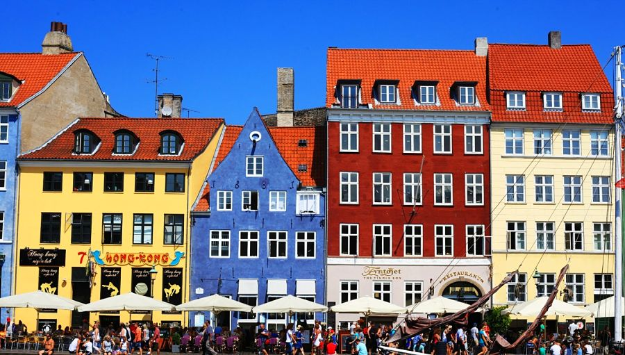 Copenhagen, one of Europe's top food destinations by The Travel Expert