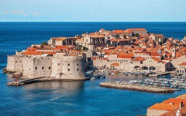 Dubrovnik, one of the top ten holiday destinations for 2016 by The Travel Expert