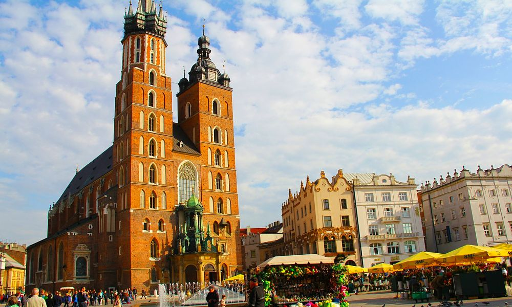 A weekend in Krakow by The Travel Expert