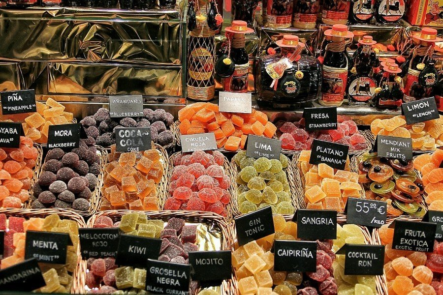 La Boqueria in Barcelona, one of Europe's top food destinations by The Travel Expert