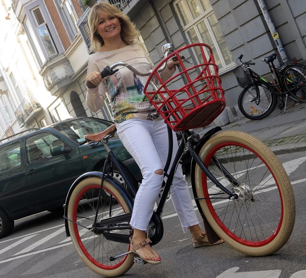 Sarah Slattery, The Travel Expert, takes a cycling tour of Copenhagen