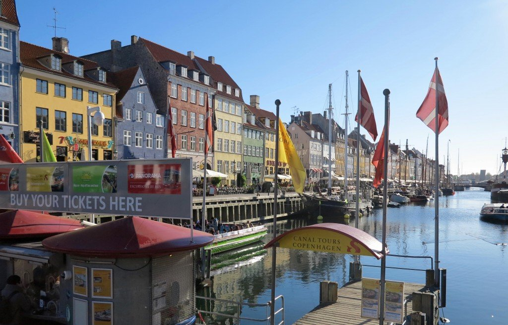 Sarah Slattery, The Travel Expert visits Copenhagen