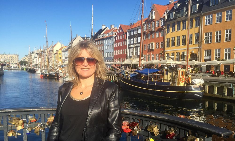 Sarah Slattery, The Travel Expert visits Copenhagen