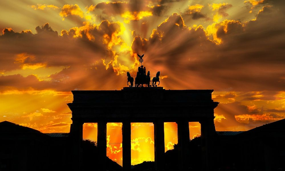 Brandenburg Gate, Berlin by The Travel Expert