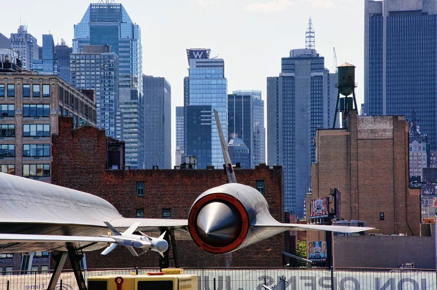 The Intrepid Air & Space Museum, one of the top 20 things to visit in New York by The Travel Expert
