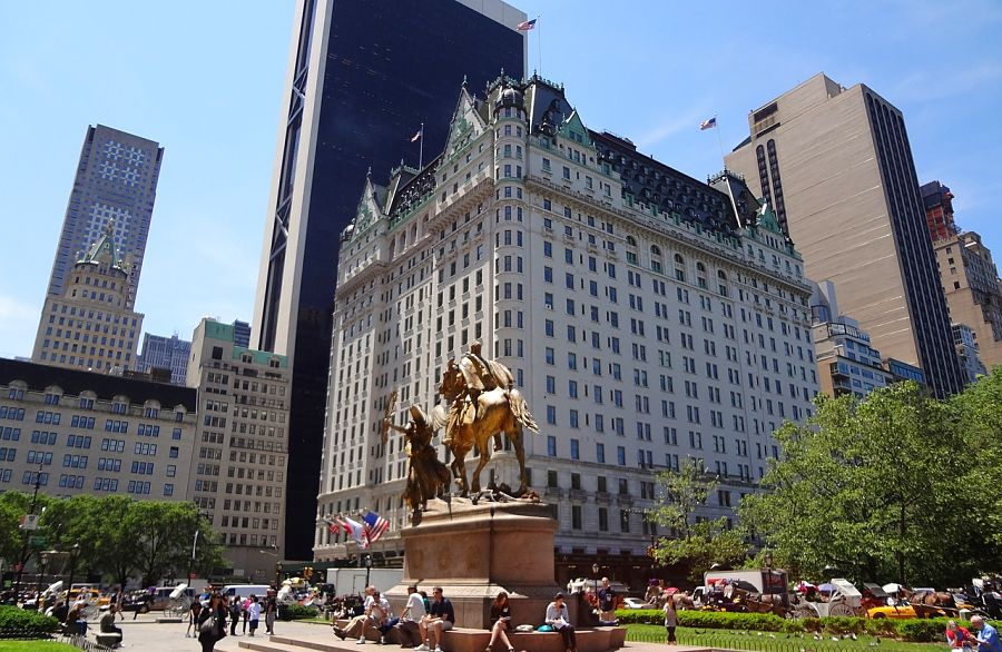 Plaza Hotel, one of the top 25 things to do in New York by The Travel Expert