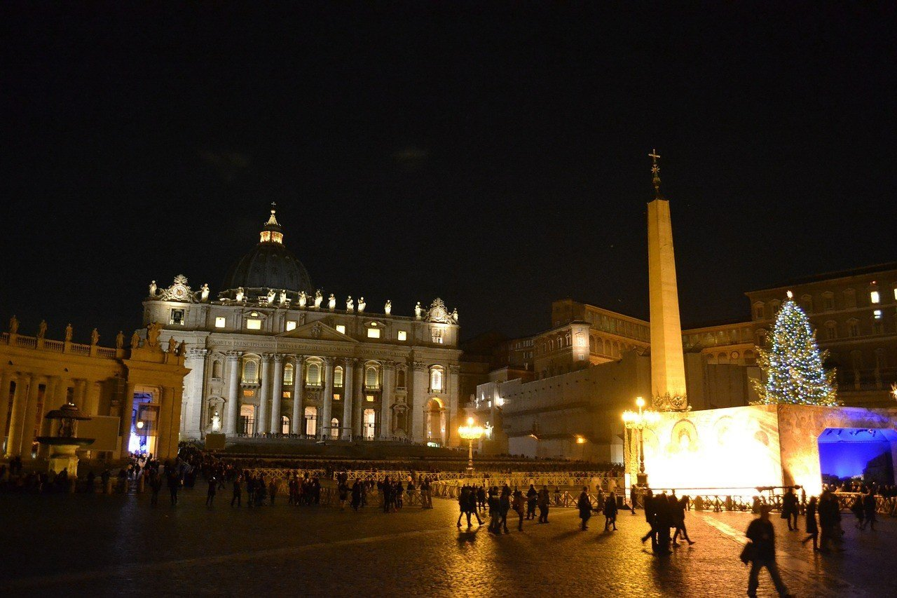 Rome Christmas Market