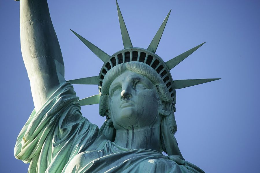 The Statue of Liberty, one of the top 20 things to visit in New York by The Travel Expert