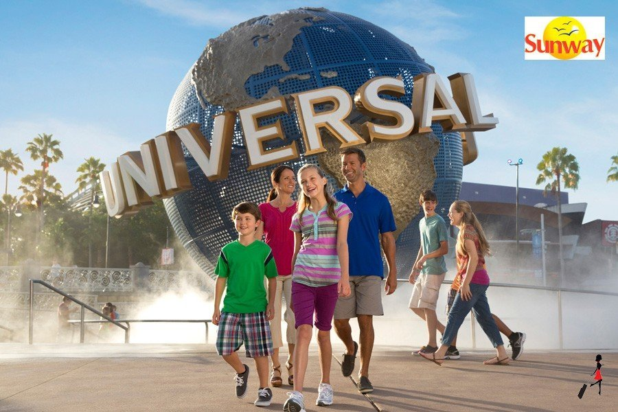 Universal Studios, Florida by The Travel Expert as seen on TV3