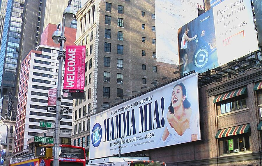 Broadway, one of the top 20 things to do in New York, by The Travel Expert