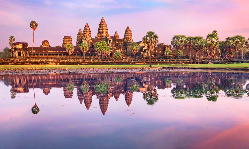 Book Vietnam and get Cambodia free