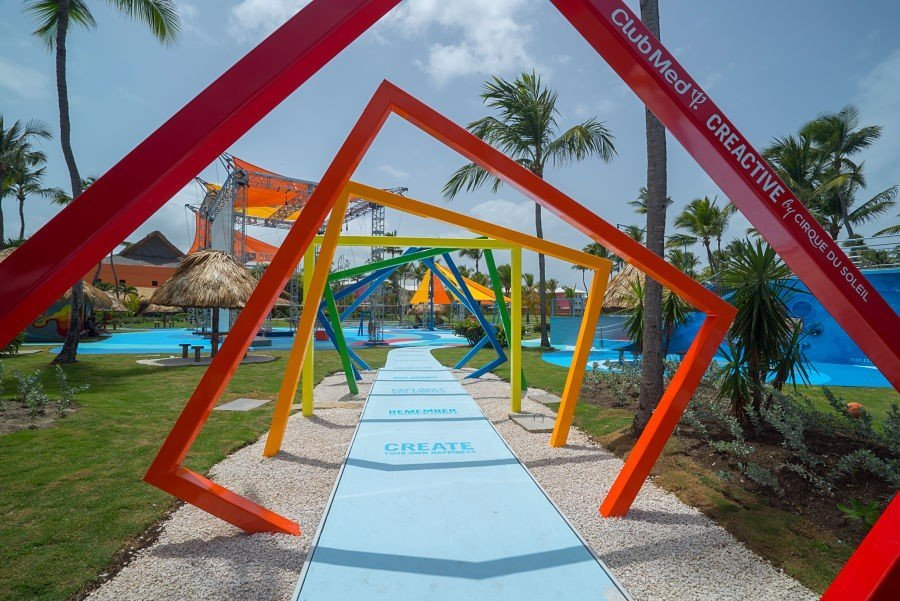Club Med Punta Cana Creactive