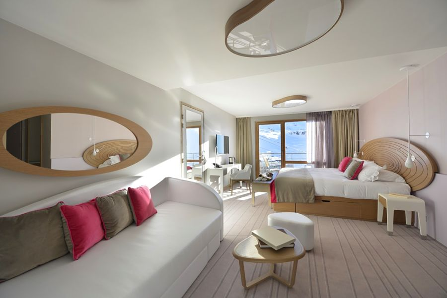 Club Med Val Thorens Sensations, Ski Resort