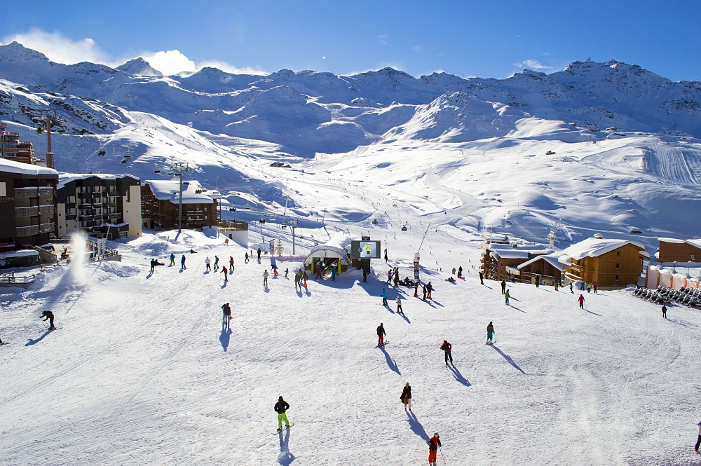 Skiing, one of the best holidays to take after Christmas by The Travel Expert