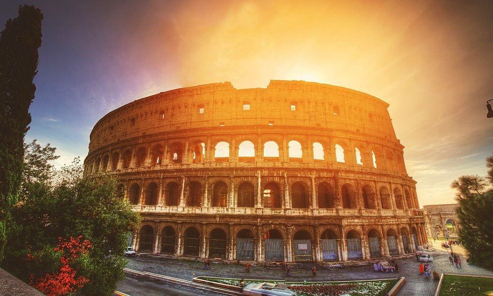 The Travel Expert finds a great deal to Rome
